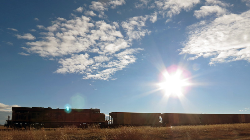 The Union Pacific Railroad is the second largest railway company in the US and is headquartered in Omaha, Nebraska.