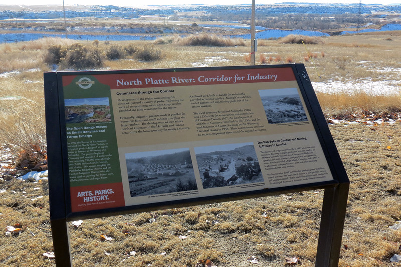 More information about the North Platte River.