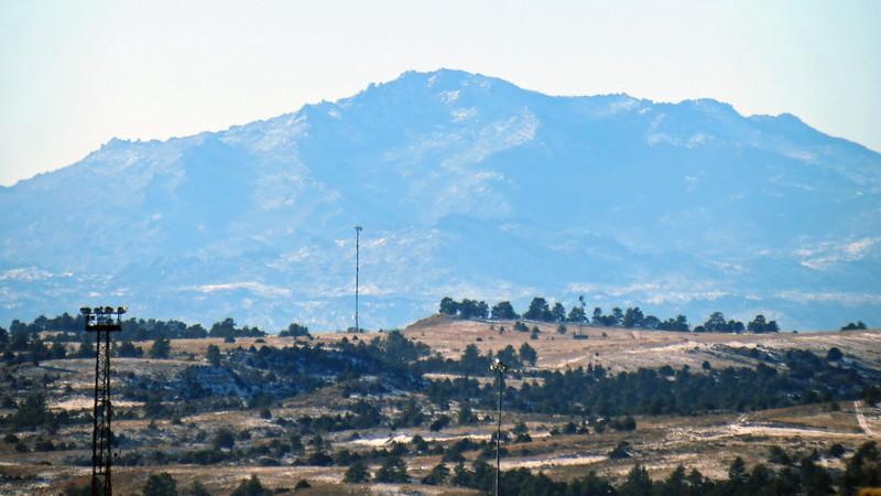 Laramie Peak is the most prominent peak in the Laramie Mountains.