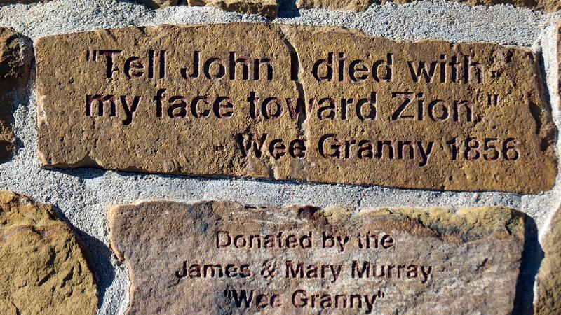 Wee Granny.