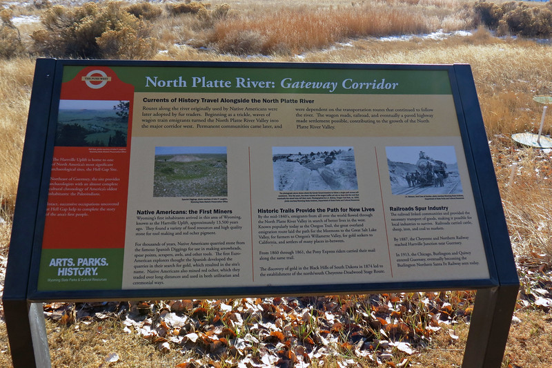 More information on the North Platte River.
