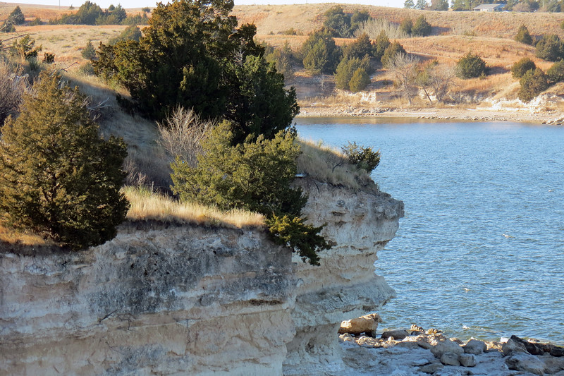 Shores of Lake McConaughy.