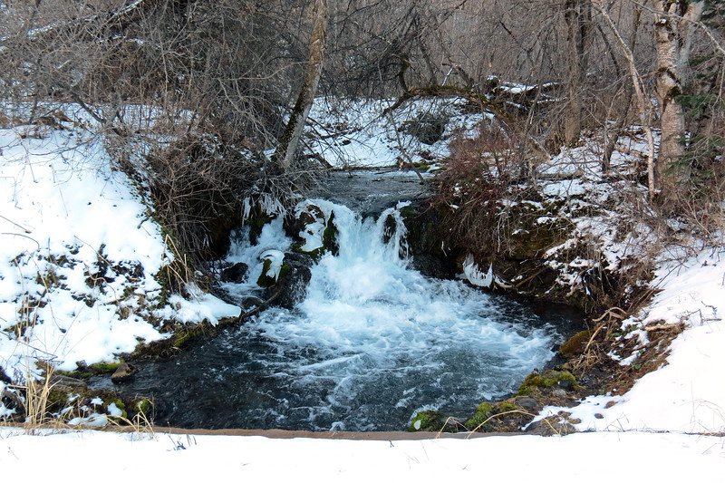 Little Spearfish Creek.