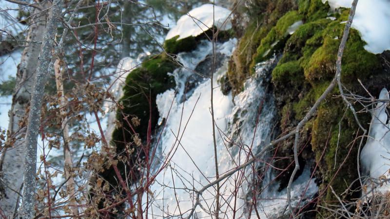 Spearfish Falls.