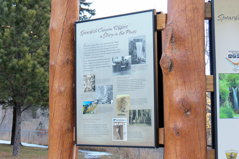 Info on Spearfish Canyon.