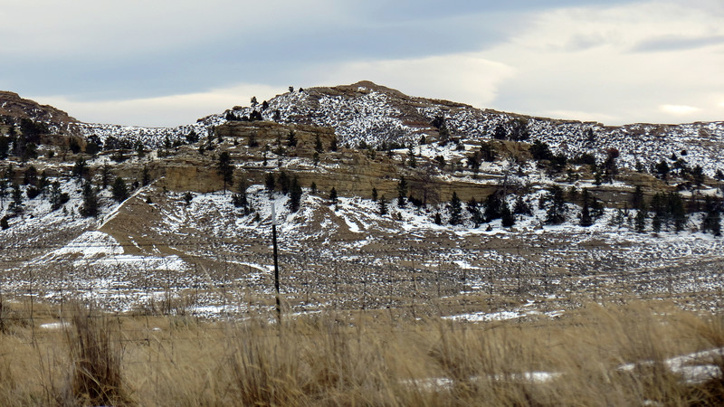 Zooming in on Little Pine Ridge.