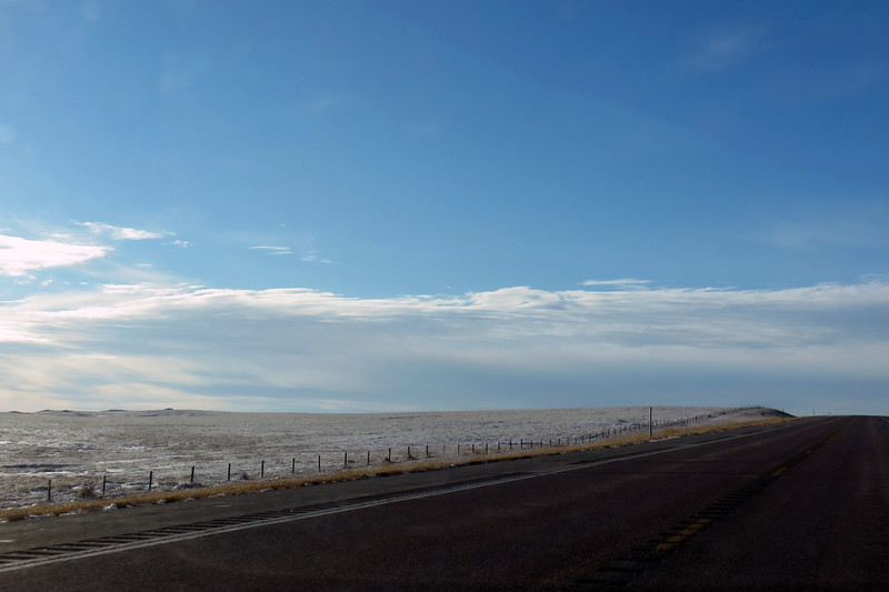 The Can Am Highway is almost 2,000 miles long connecting Mexico with Canada via 6 western US states, one of which is Wyoming.