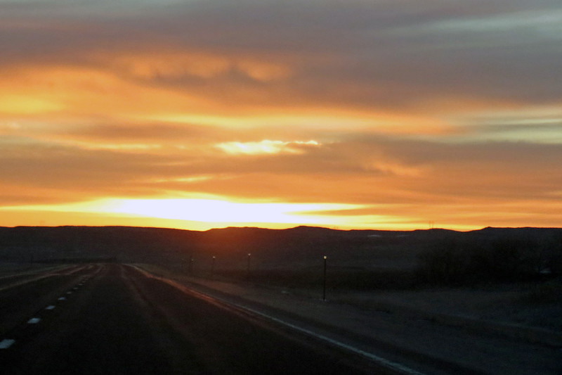 My time on Interstate 90 gave me a whole host of Kodak moments, most of which I tried to take full advantage of.