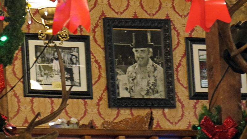 "I believe the portrait in the picture seen above is of founder Robert J. ""Bob"" Lee."