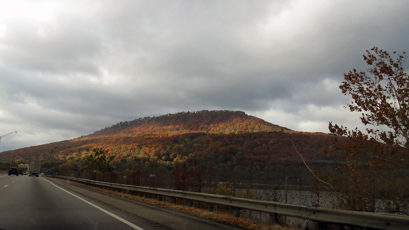Lookout Mountain is a 2,400 foot mountain ridge that traverses the Georgia – Tennessee state line near Chattanooga.
