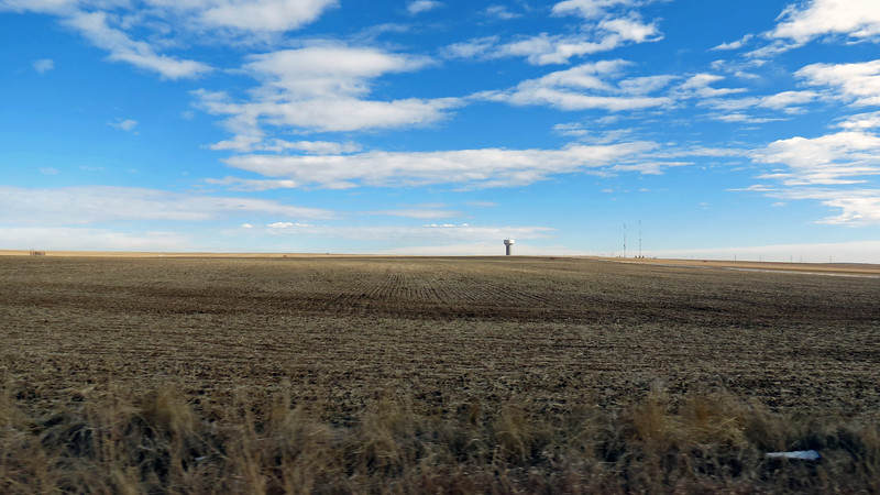 I took the photo above from County Road 17 about 10 minutes from downtown Greeley.  Getting away from the crowd is easily done which is precisely what I was doing at that moment – looking for an isolated spot with a great view of the mountains.