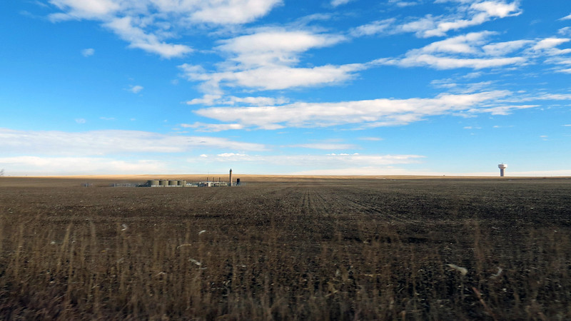 Greeley is like any other city with a population of 100k people – it can get crowded at times.  The good news is that wide open space is never that far away.