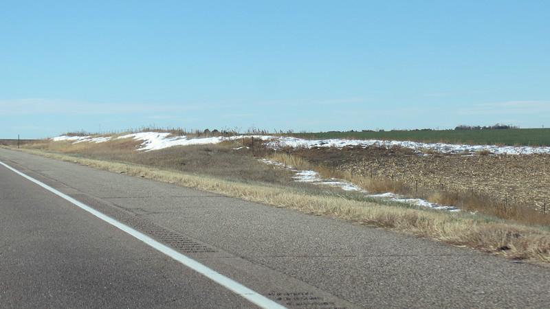 Crossing the border into Colorado.