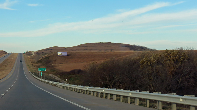 Limestone and shale make up much of the Flint Hills, which made the region nearly impossible for early settlers to plow.
