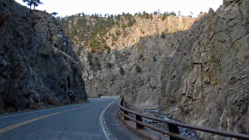 The issue at hand was that US Route 34 is the primary roadway to/from Estes Park from the Greeley/Loveland/Fort Collins area.