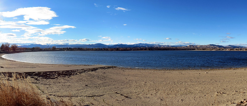 Originally used as a source of irrigation for farming, Lake Loveland now serves as a source of drinking water.