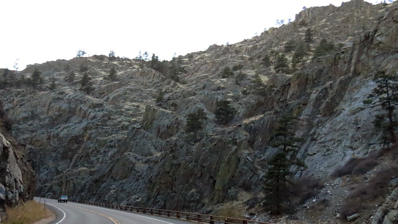 I was glad I got to drive part of the roadway during my visit to Colorado.