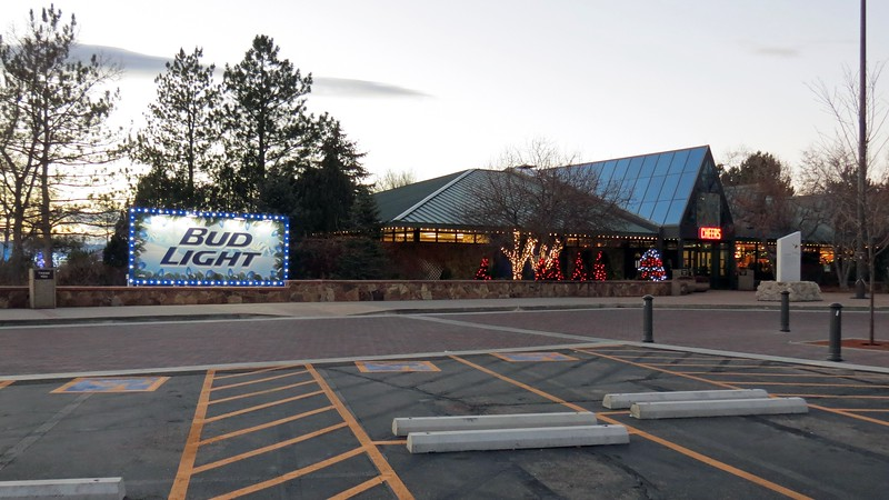 "We couldn't take the brewery tour due to the altered Thanksgiving holiday schedule.  But the ""Brewery Lights"" Christmas light display was now open for the season."