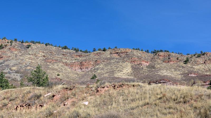 Beech Hill (6,570 feet).