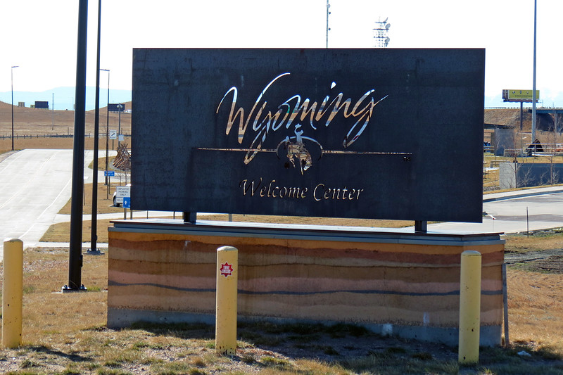 This would be another entirely new destination for me, and allow me to say that I've driven in Wyoming.  We decided to explore the scenery in and around Cheyenne.  Since we would be in the area, Heather suggested we also make the 45 minute drive west to Laramie because we can !
