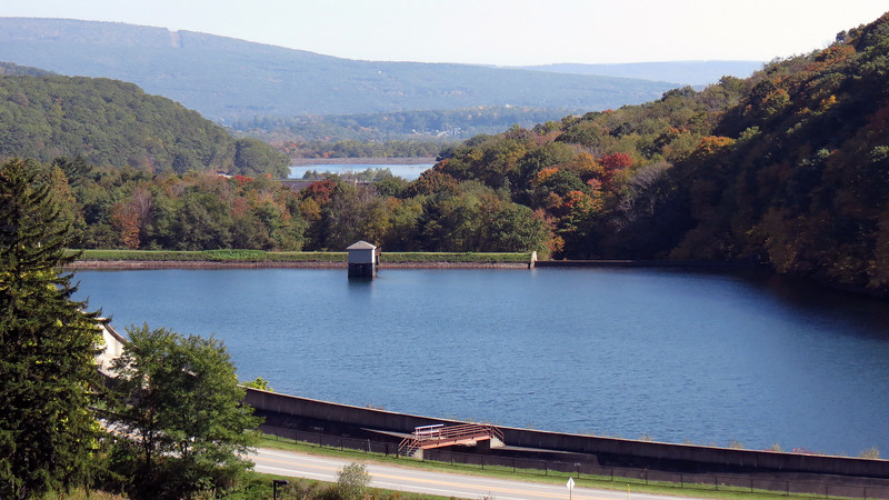 The first one is the previously mentioned Kittanning Point Reservoir.