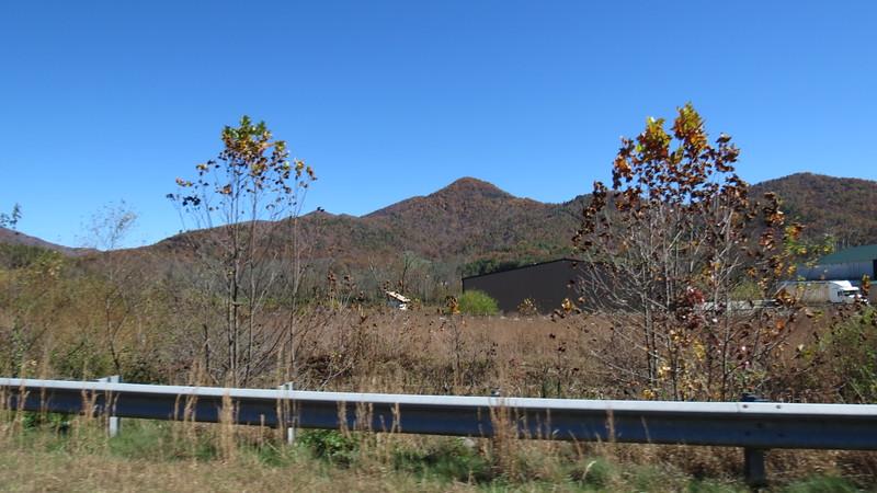 Dillard is near the North Carolina border.