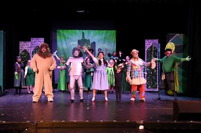 """Plaza Theatre - """"The Wizard of Oz"""""""