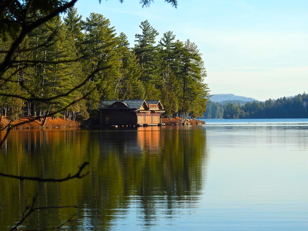Adirondacks Boat House