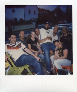 The Polaroid Sessions