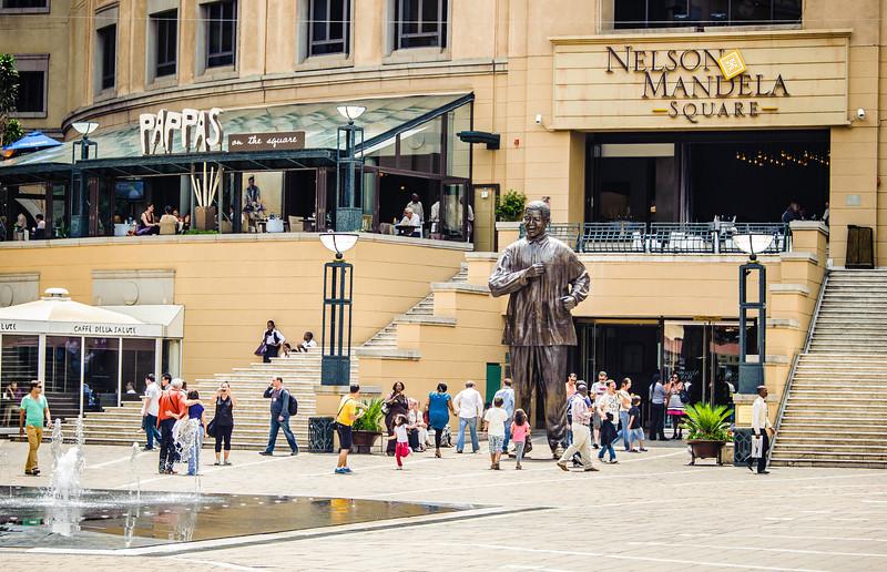 Nelson Mandela Shopping Complex