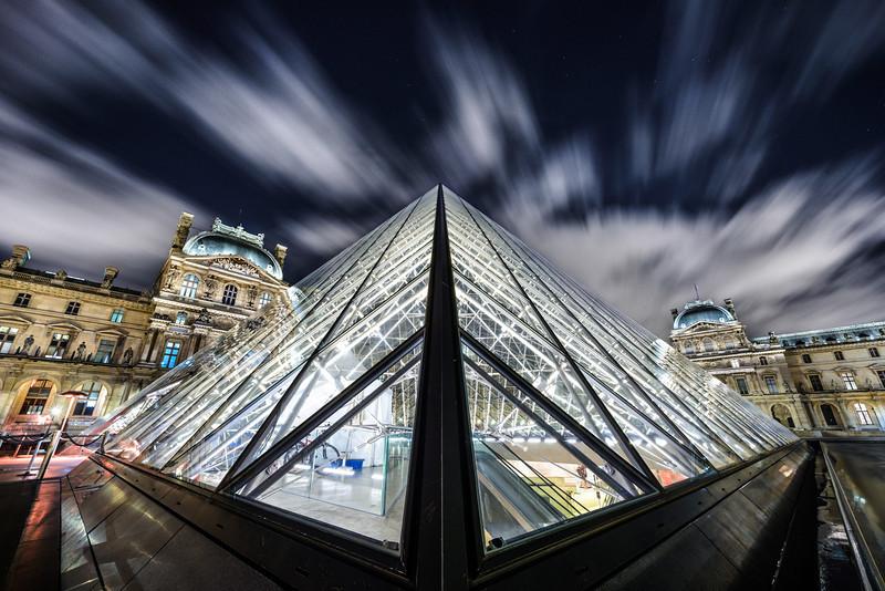 The Sky Transcends Pyramids
