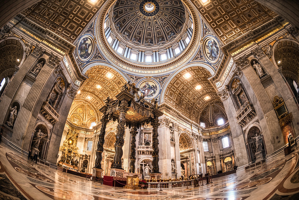 L'ultimo Luogo di Riposo di San Pietro