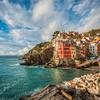 Sunkissed Precipice of Riomaggiore