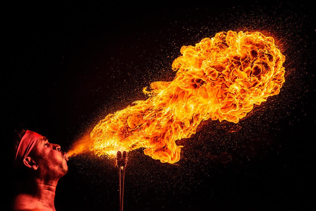 Birth. Spirit. Flame.