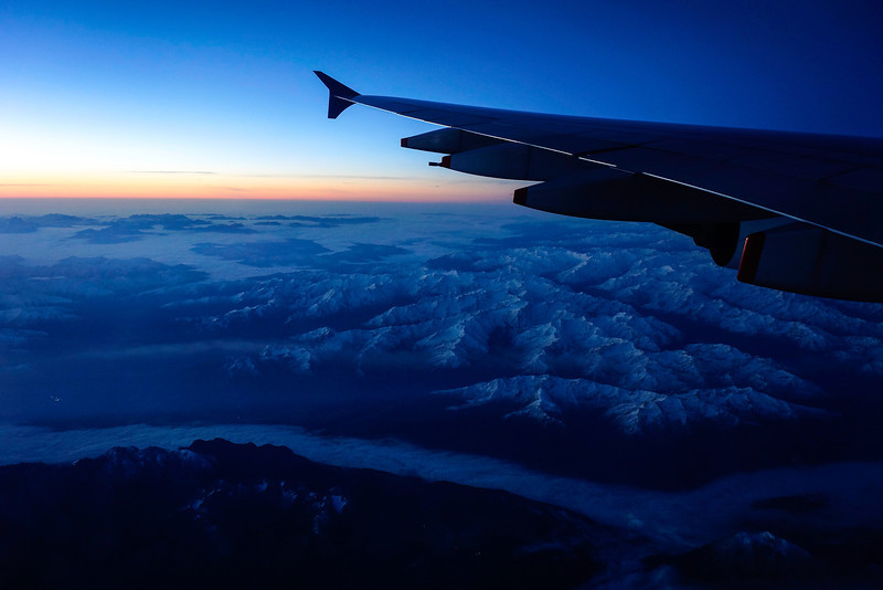 Twilight Alps