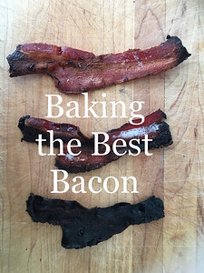 Baking Bacon