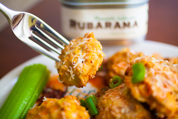 Rubarama's Spicy Chicken Balls