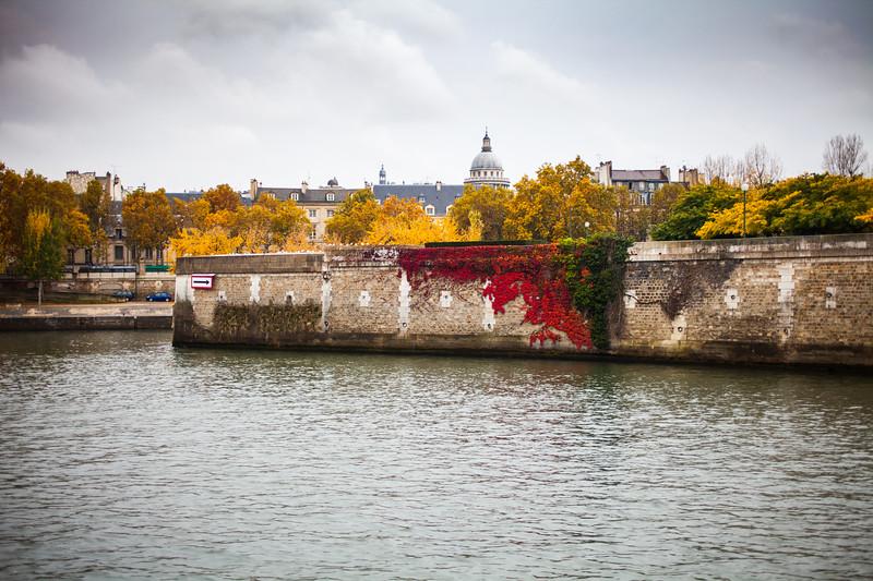 Tip of Île de la Cité