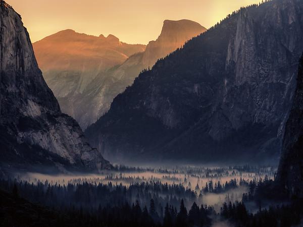 Valley of Eternal Myst