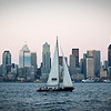 Sailing Puget Sound