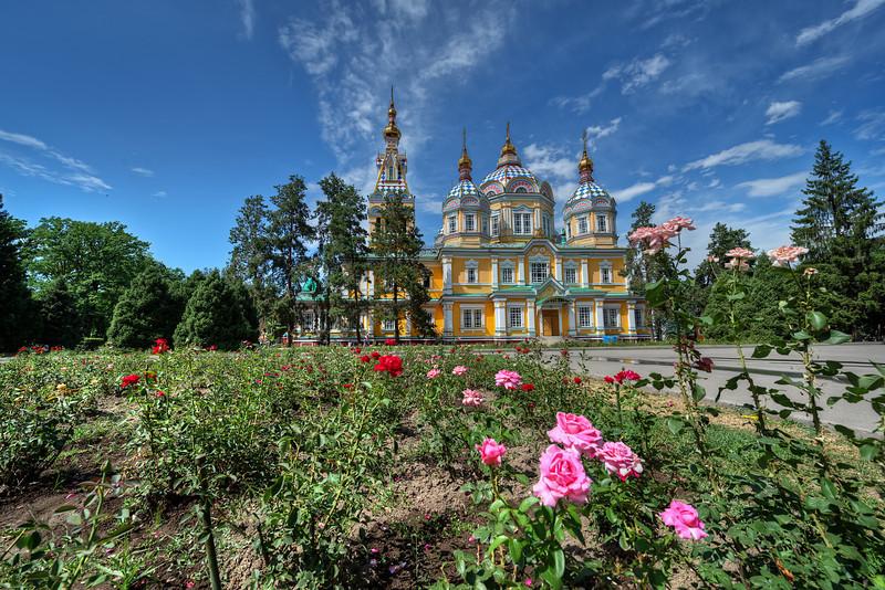 Alma-Ata Orthodox Church