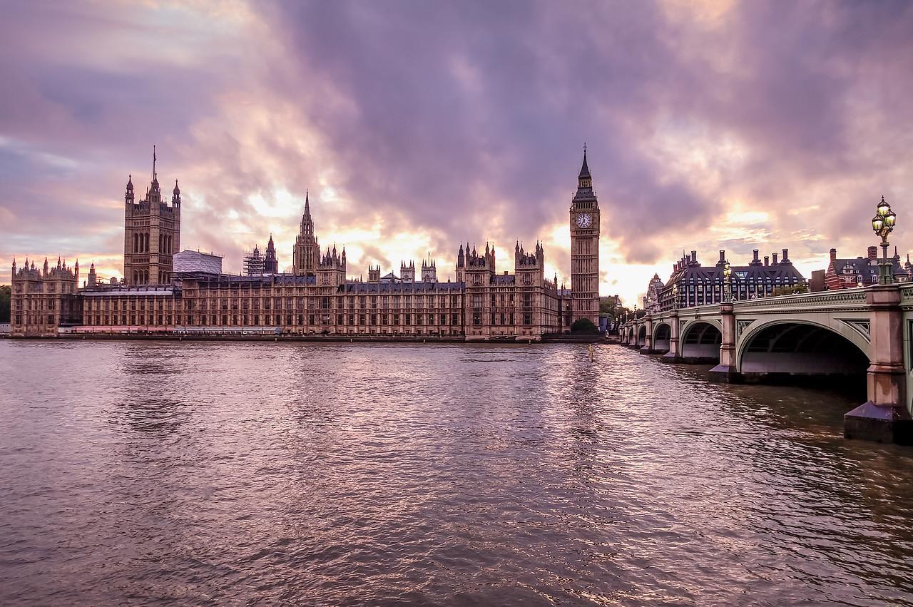 """""""Big Ben"""" Parliament Building"""