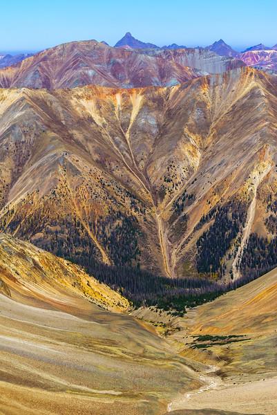 View from Sunshine Peak