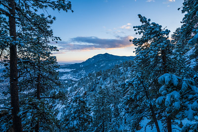 Winter Time in Boulder
