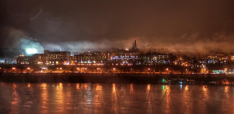 Georgetown Fog