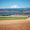 Mt Hood from the Dalles