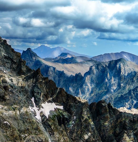 Longs Peak 14,259 #1