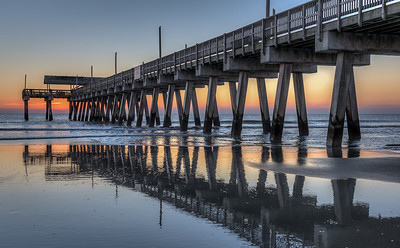 Pier at Tybee Island  https://placesunknown.com/2013/06/21/friday-mystery-photo-57/
