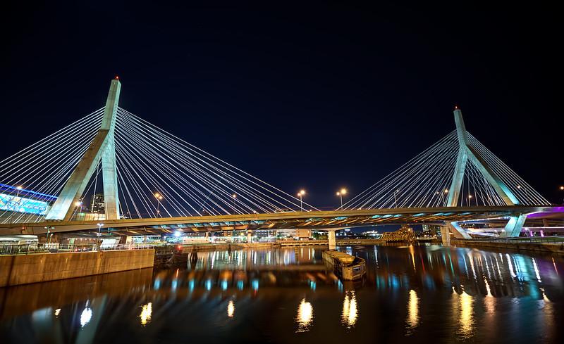 Leonard P Zakim Bunker Hill Bridge