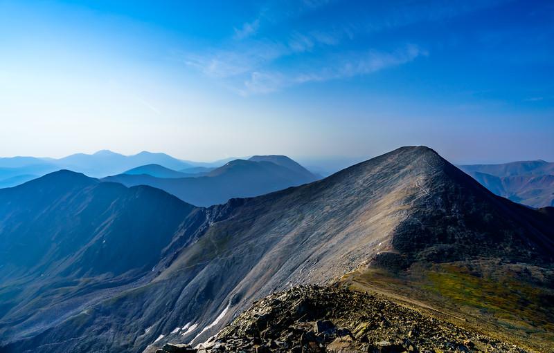 Grays Peak 14,278